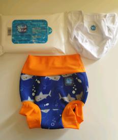 Splash About Happy Nappy Bundle - 3-6 months