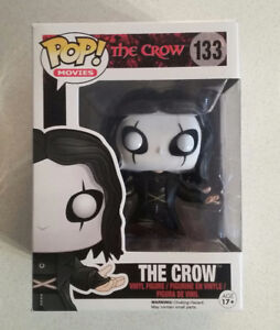 The crow Funko pop- army of darkness ASH Funko pop