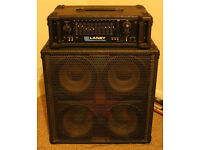 Laney DP150 amp head / 4x10 cab - RARE VINTAGE 1980s