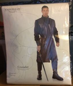 Assassin and Crusader Costume