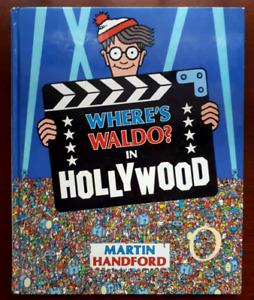BD wheres waldo in hollywood