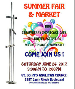 SUMMER FAIR & MARKET