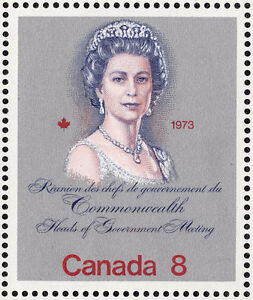 Queen Elizabeth II Royal Visit 1973 8 Cent Stamp Full Mint Sheet Kitchener / Waterloo Kitchener Area image 2