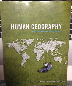 Human Geography - Places & Regions in Global Context (GEOG 1410)