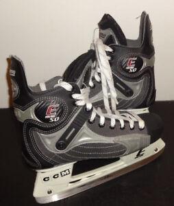 CCM Externo E-50 Hockey Skates - Senior Mens (Size 7 D): Shoe si