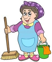 Cleaning Maid Easy