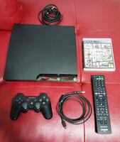 PS3 + GTA V + Sony DVD Remote