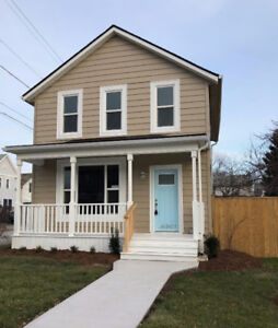 Newly Renovated 3 Bedroom House in DT Niagara Falls