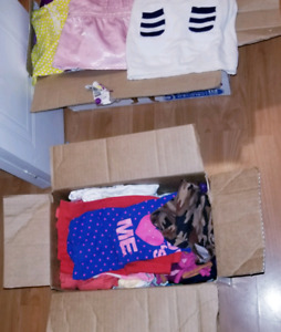 Baby Girl Clothes ( 0 to 12 months )