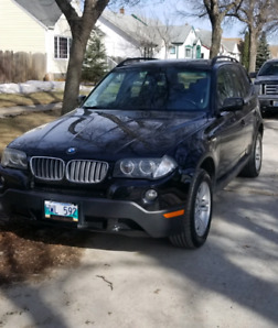 2008 BMW X3 SAFETY INCLUDED