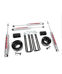 Rough Country Leveling Kit For Dodge Ram 1500