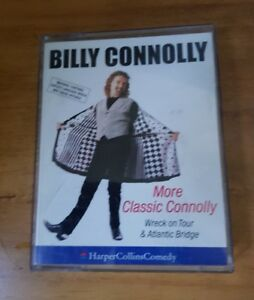 Billy Connolly - Box Cassette Set (2)