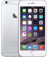 IPHONE 6 PLUS 128GB (SILVER) ROGERS,CHATR BRAND NEW SEALED