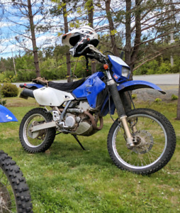 Adventure and Trail ready 2007 DR-Z 400S