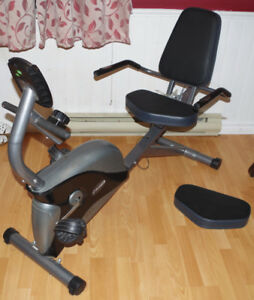 Recumbent Exercise Cycle