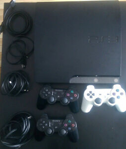 Console PS3 250GO NEGO