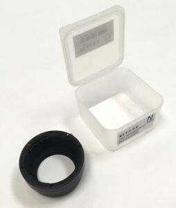 Novoflex Canon EF Mount Lens to Sony E Mount Camera Lens Adapter