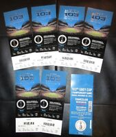 6 Grey Cup Tickets w/ Parking Pass