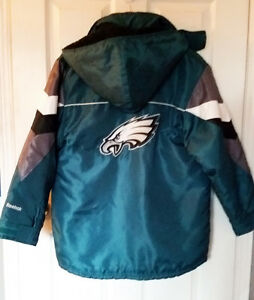 NFL PHiladelphia Eagles Winter coat for sale