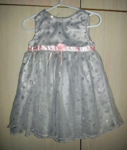 7 girl dresses size 12 months