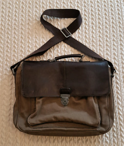 FOSSIL laptop messenger bag