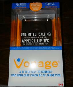 Vonage Home Phone (like magic jack)