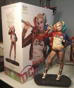 Harley Quinn statue Dc Collectibles Suicide Squad