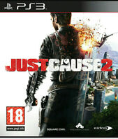 juste cause 2 (ps3 )