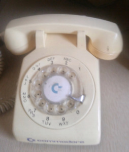 Old Commodore Phone $60