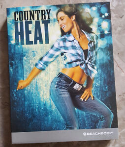 Country Heat Dance Workout - New from BeachBody!
