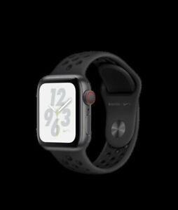 Apple Watch Nike+ Series 4 GPS + Cellular LTE