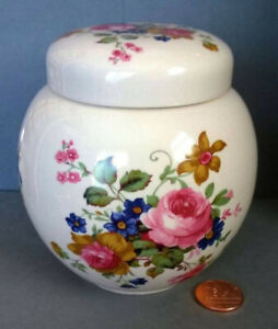 Sadler Ginger Jar