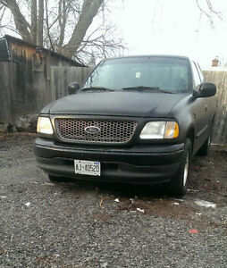 2001 f150 pickup good running truck 1000 obo