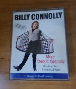 Billy Connolly - Two Cassette Set