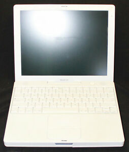 Mac G4 Laptop Model A1133