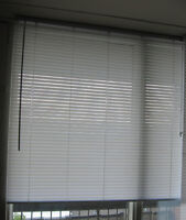 STORE BLANC / BLINDS WHITE PVC