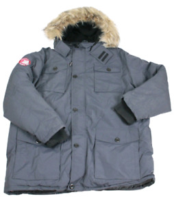 CANADA TRIPLE GOOSE WEATHER GEAR jacket  size Large