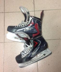APX 2 ,1x ,190 Skates  equip Bauer 7500 helmet cage visor blades
