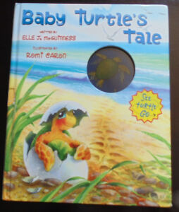 AniMotion book about Sea turtles life