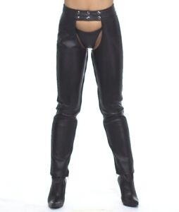 LEATHER CHAPS (WOMAN)