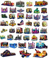 Bouncy Castle kids parties games and activities inflatable