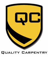Quality Carpentry is growing, and looking for quality crew