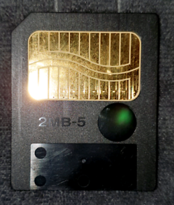 2MB 5V Smartmedia card