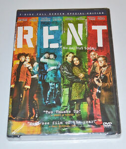 Rent - DVD New, Sealed in package!