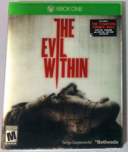 The Evil Within for Xbox One!