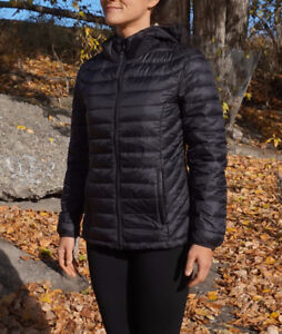 700 FP Lightweight Packable Down Jackets, All Sizes
