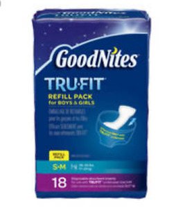 Overnight diapers trufit size s/m