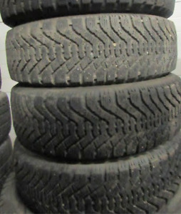 195/65/15 - 85 PERCENT TREAD 4 TIRES