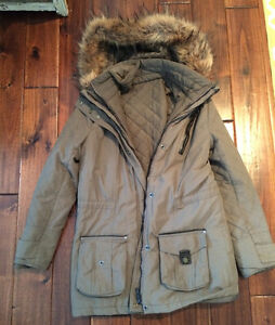 XS RW&Co. 3 in 1 Fall/Winter Jacket. EUC