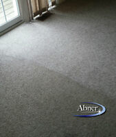 Professional Carpet & Furniture Steam Cleaning May Specials!